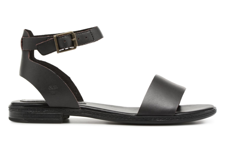 Sandales et nu-pieds Timberland Cherrybrook Sandal Noir vue derrière