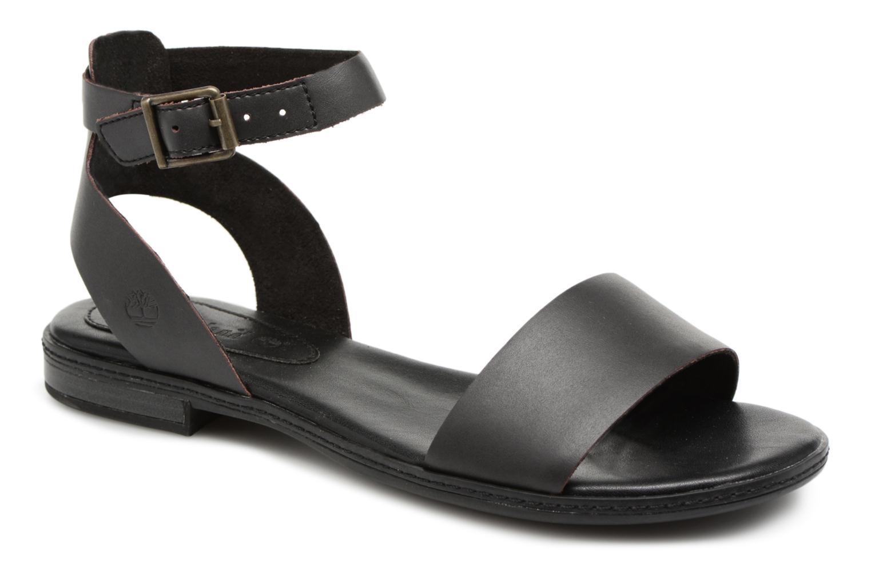 Sandalen Timberland Cherrybrook Sandal schwarz detaillierte ansicht/modell