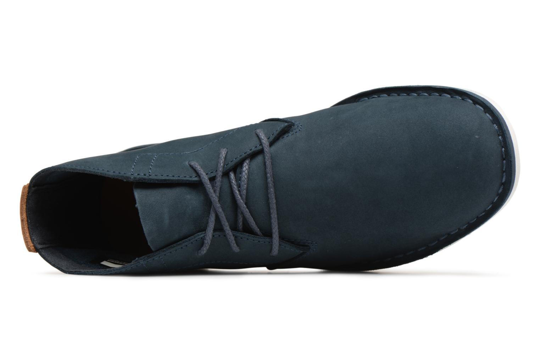 Bottines et boots Timberland Tidelands Desert Boot Bleu vue gauche