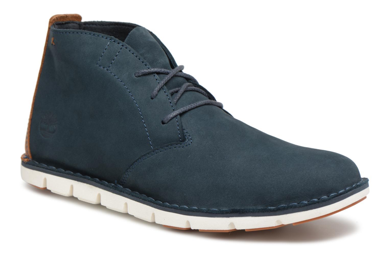 Bottines et boots Timberland Tidelands Desert Boot Bleu vue détail/paire