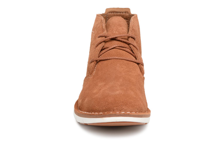 Bottines et boots Timberland Tidelands Desert Boot Marron vue portées chaussures