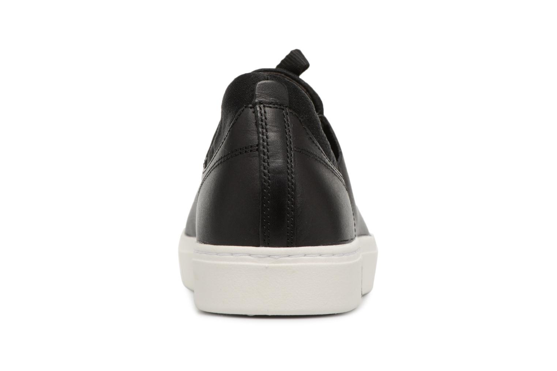 Baskets Timberland Amherst Lthr LTT Sneaker Noir vue droite
