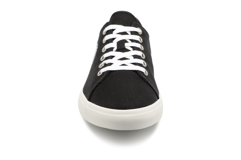 Sneaker Timberland Union Wharf Lace Oxford schwarz schuhe getragen