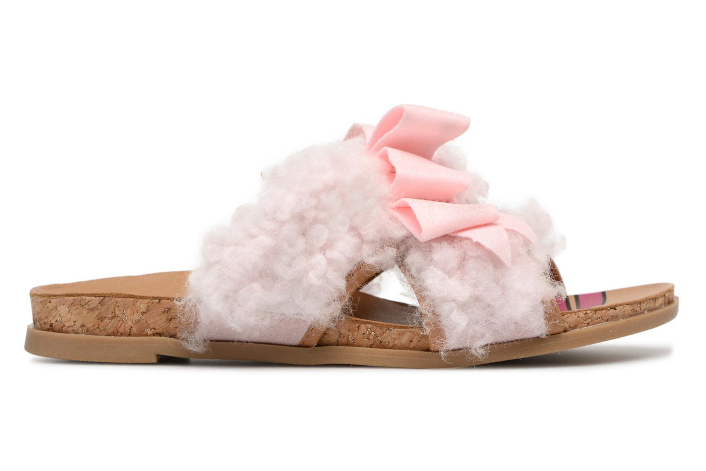 Sandales et nu-pieds UGG Stacee Rose vue derrière