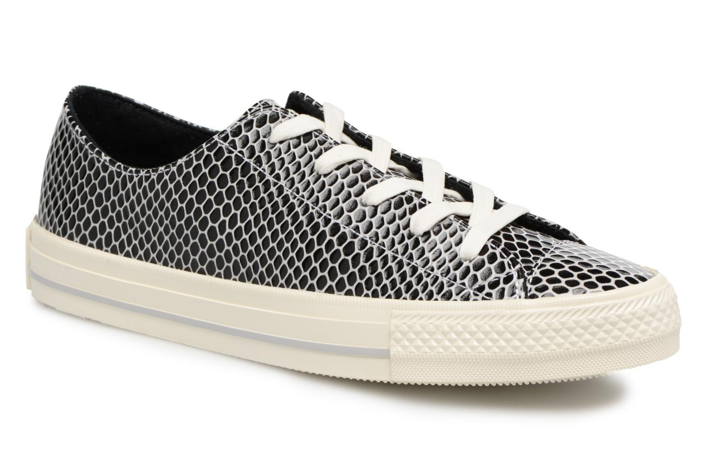 Zapatos promocionales Converse CTAS GEMMA OX (Negro) - Deportivas   Zapatos de mujer baratos zapatos de mujer