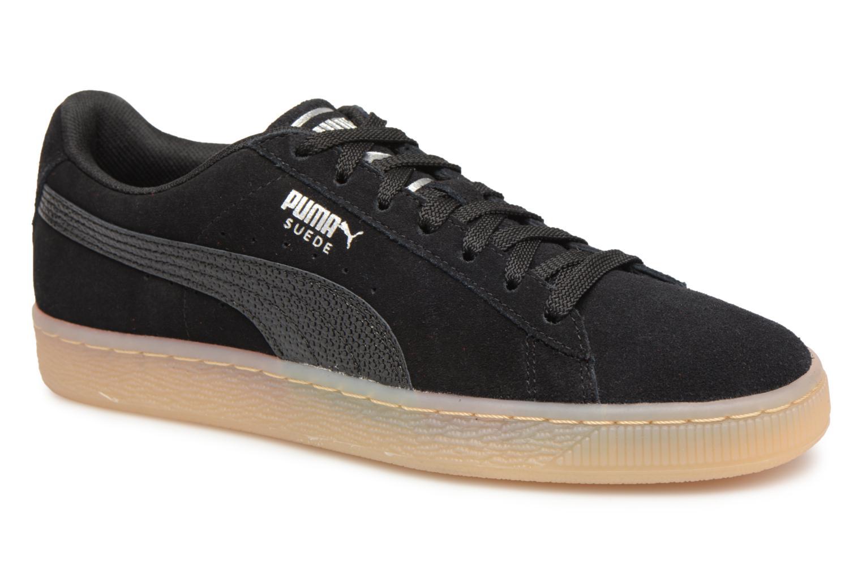 Zapatos promocionales Puma Suede Classic Bubble Wn's (Negro) - Deportivas   Los zapatos más populares para hombres y mujeres