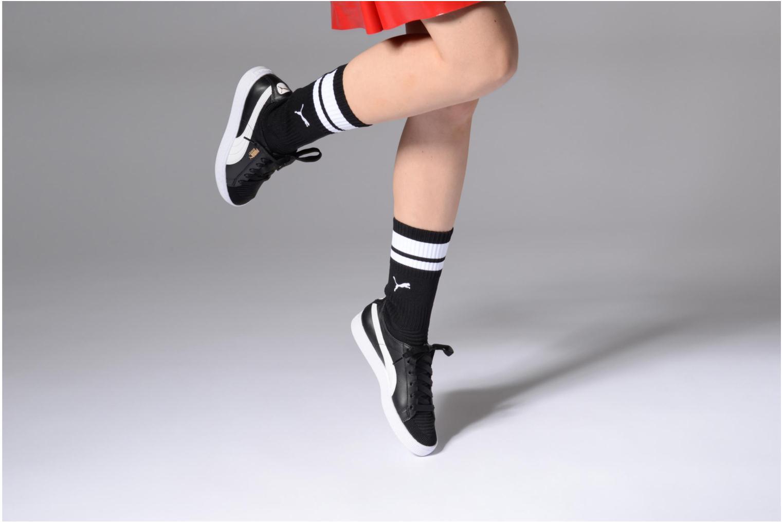 Zapatos promocionales Puma Basket Sock evoKnit Wn's (Negro) - Deportivas   Gran descuento