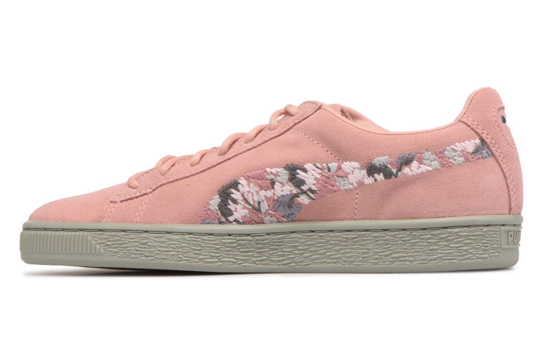 Zapatos promocionales Puma B Suede Sunfade Stitch Wn's (Rosa) - Deportivas   Descuento de la marca
