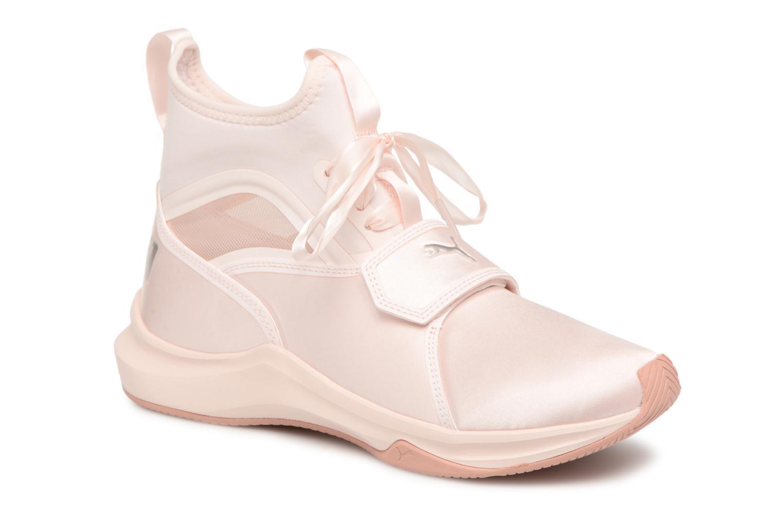 puma damen sneaker rosa basket
