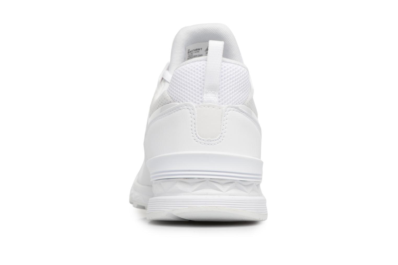 Baskets New Balance MS574 D Blanc vue droite