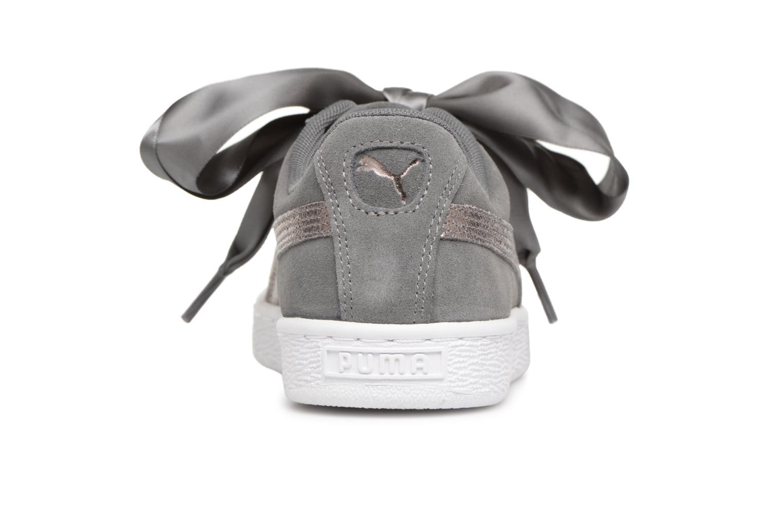 pearl Smoked Wn's Hyper Basket Puma Heart npOq4xCwT