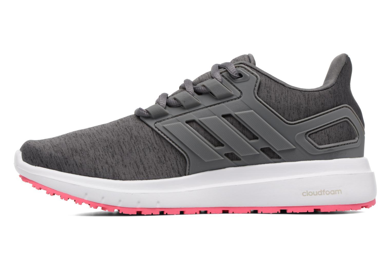 Chaussures de sport Adidas Performance Energy Cloud 2 W Gris vue face
