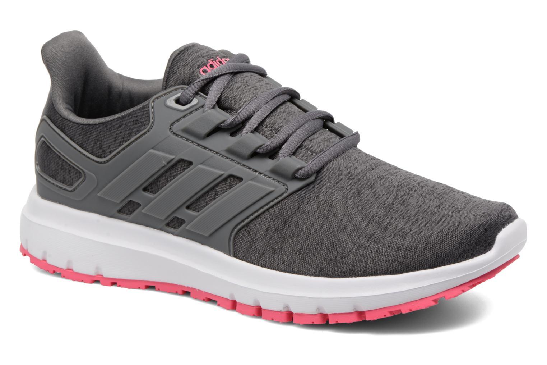 Chaussures de sport Adidas Performance Energy Cloud 2 W Gris vue détail/paire
