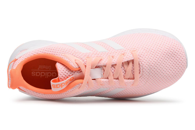 Chaussures de sport Adidas Performance Questar Ride W Rose vue haut