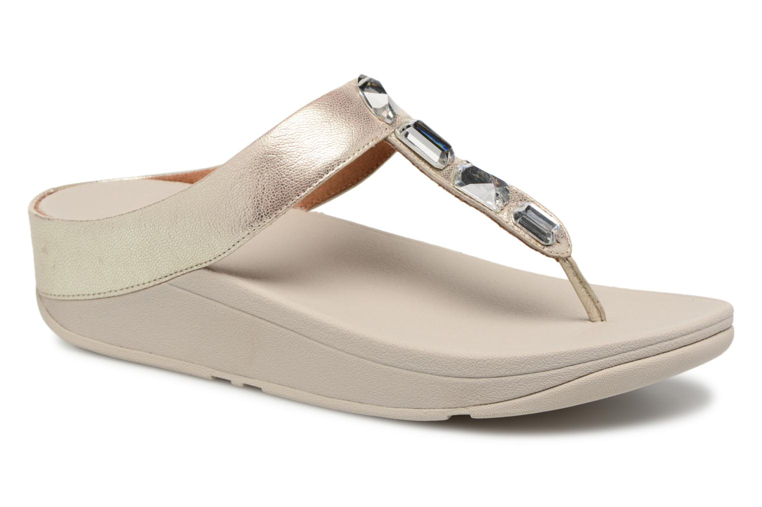 Marques Chaussure femme FitFlop femme Roka Silver