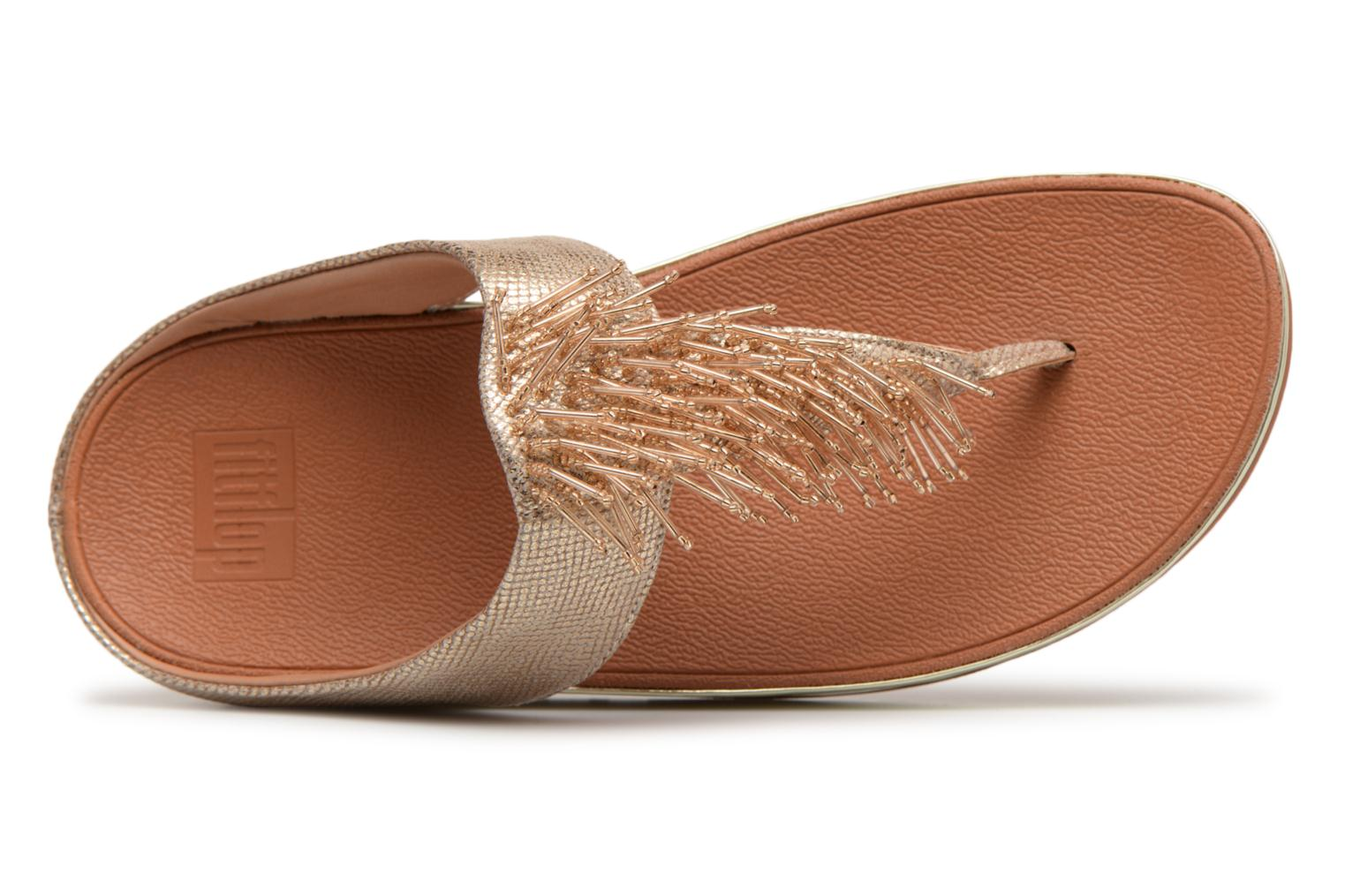 Cha Cha Shimmer FitFlop FitFlop Shimmer Cha Gold Gold Cha FxSwBWaq