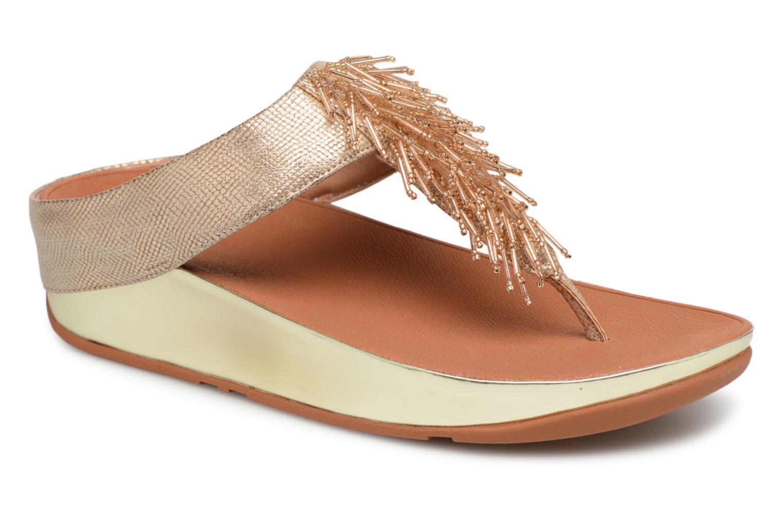 ZapatosFitFlop Cha Cha Shimmer (Oro y bronce) - Zuecos  de  Los últimos zapatos de  descuento para hombres y mujeres 6df850