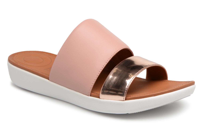 Zapatos promocionales FitFlop Delta Slide Sandal (Oro y bronce) - Zuecos   Descuento de la marca