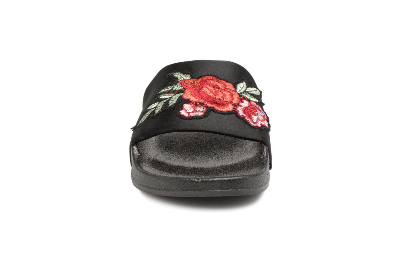 Mules et sabots I Love Shoes Thaclak Noir vue portées chaussures