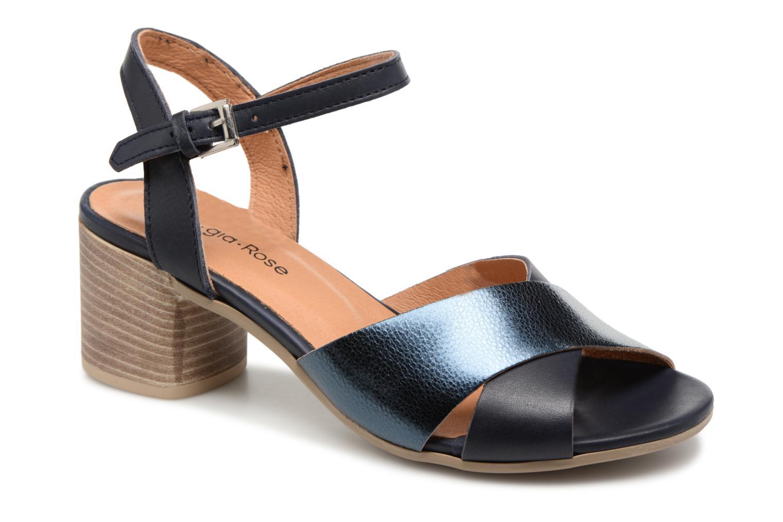 Los últimos zapatos de descuento para hombres y mujeres Georgia Rose Semoria soft (Azul) - Sandalias en Más cómodo