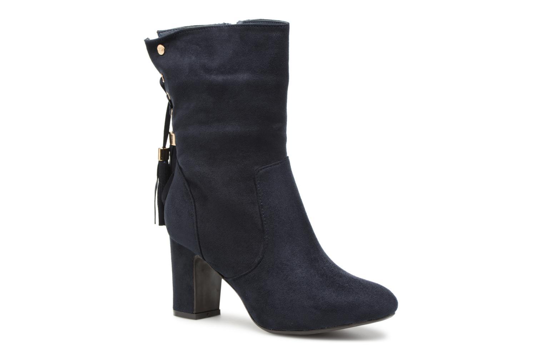 Nuevos zapatos para hombres y mujeres, descuento por tiempo limitado Xti 030625 (Azul) - Botines  en Más cómodo