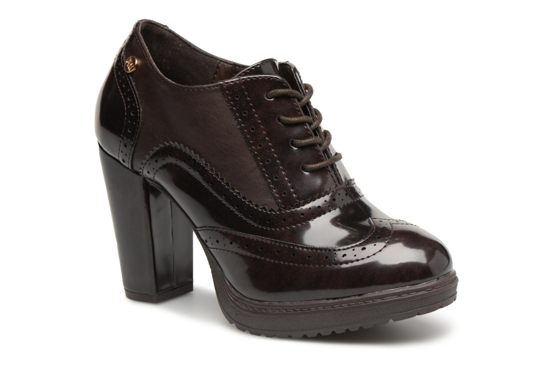 Grandes descuentos últimos zapatos Xti 047219 (Marrón) - Zapatos con cordones Descuento