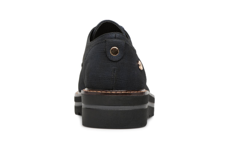 Zapatos casuales salvajes Xti 047339 (Azul) - Zapatos con cordones en Más cómodo