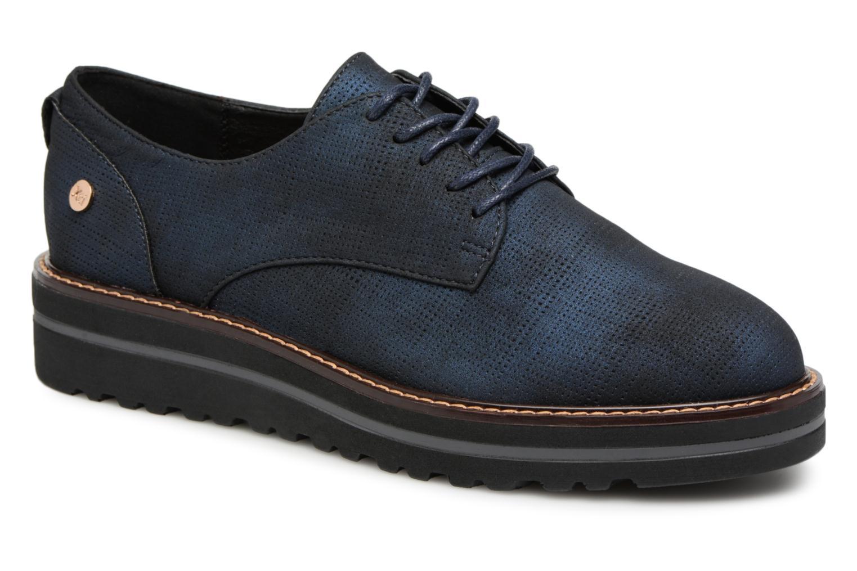 Xti 047339 (Bleu) - Chaussures à lacets chez Sarenza (325513)