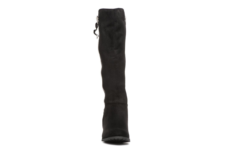 Bottes Xti 047463 Noir vue portées chaussures
