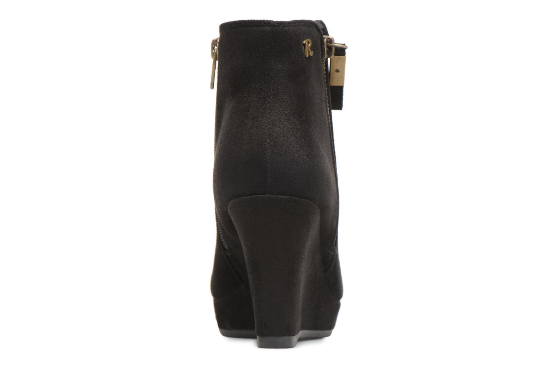 Bottines et boots Refresh 63718 Noir vue droite