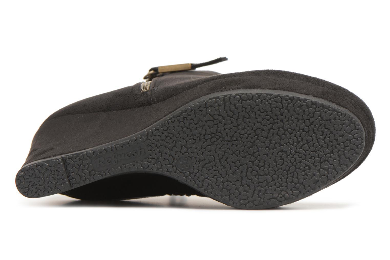Bottines et boots Refresh 63718 Noir vue haut