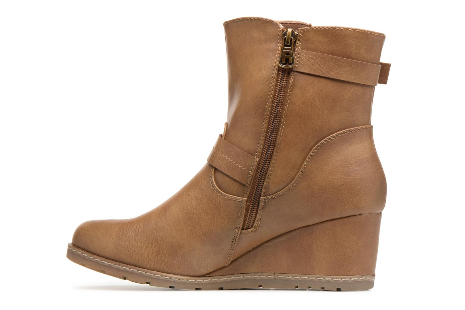 Bottines et boots Refresh 63882 Marron vue face