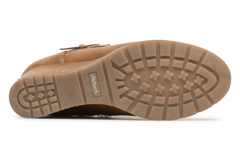Bottines et boots Refresh 63882 Marron vue haut