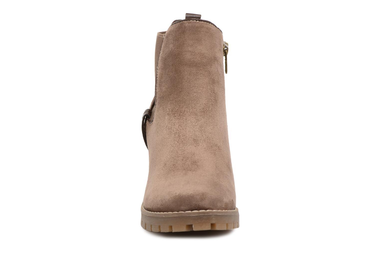 Bottines et boots Refresh 63885 Marron vue portées chaussures