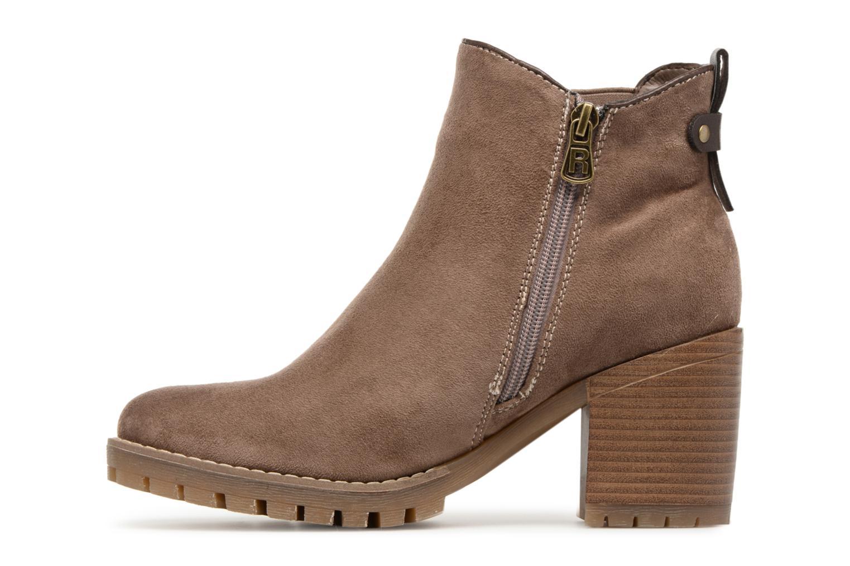 Bottines et boots Refresh 63885 Marron vue face