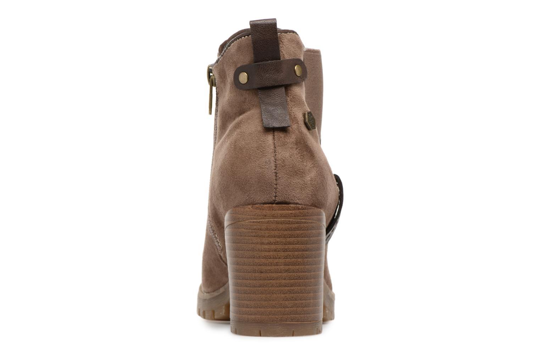 Bottines et boots Refresh 63885 Marron vue droite