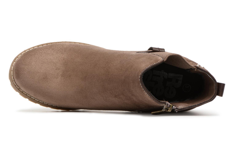 Bottines et boots Refresh 63885 Marron vue gauche