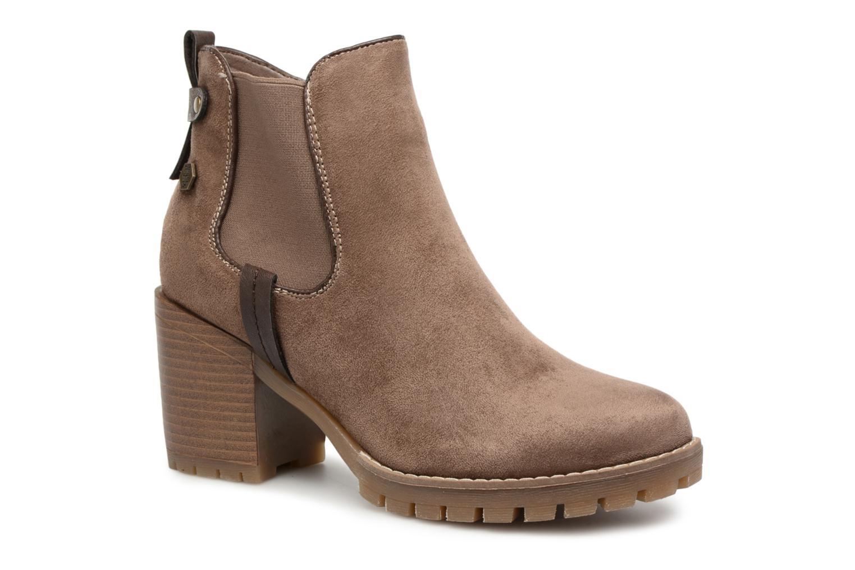Bottines et boots Refresh 63885 Marron vue détail/paire