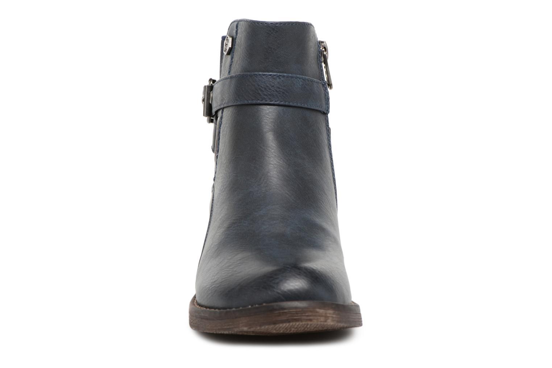 Bottines et boots Refresh 63897 Bleu vue portées chaussures