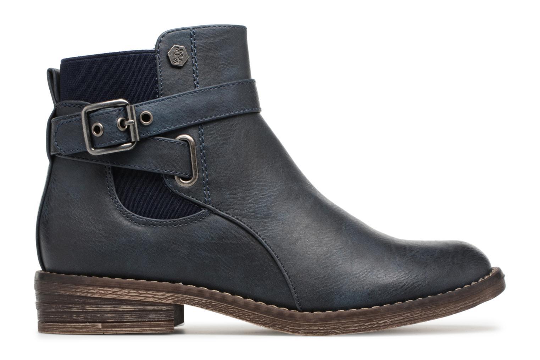Bottines et boots Refresh 63897 Bleu vue derrière