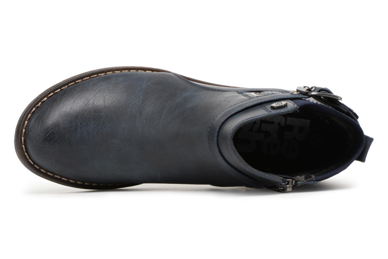 Bottines et boots Refresh 63897 Bleu vue gauche
