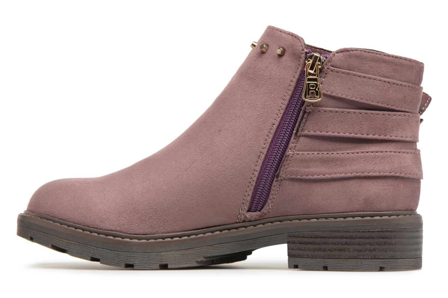 Bottines et boots Refresh 64001 Violet vue face