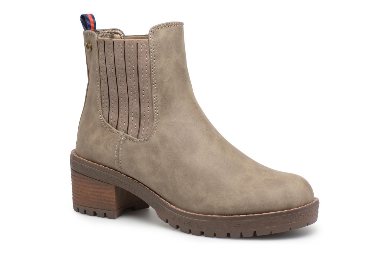 Zapatos de mujer baratos zapatos de mujer Refresh 64031 (Gris) - Botines  en Más cómodo