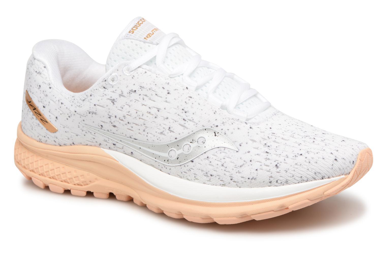 Zapatos de hombre y mujer de promoción por tiempo limitado Saucony Jazz 20 W (Blanco) - Zapatillas de deporte en Más cómodo