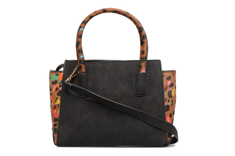 Handtaschen Steve Madden Brileyy schwarz ansicht von vorne