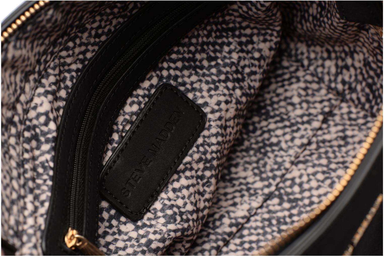 Handtaschen Steve Madden Brileyy schwarz ansicht von hinten