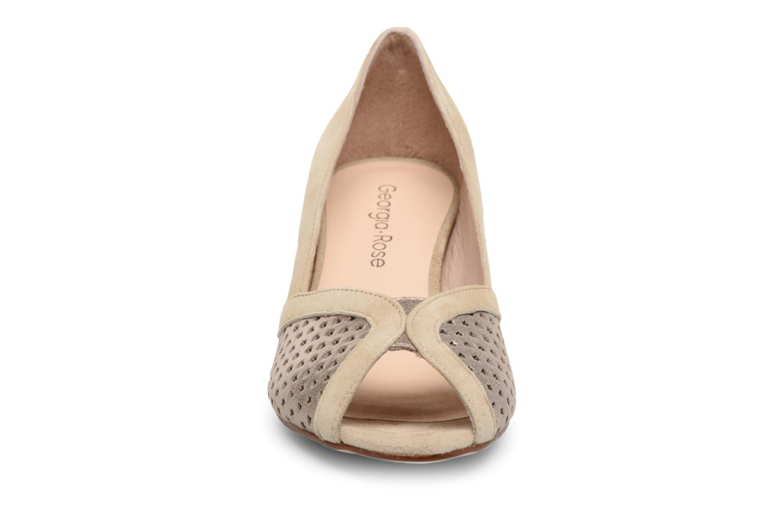 Escarpins Georgia Rose Lacoeur 2 Beige vue portées chaussures