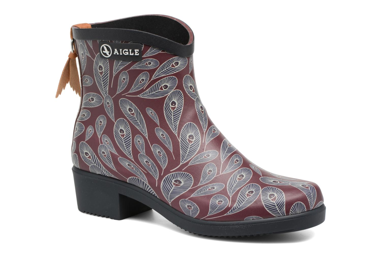 Grandes descuentos últimos zapatos Aigle MIS JUL BOT PRT (Vino) - Botines  Descuento