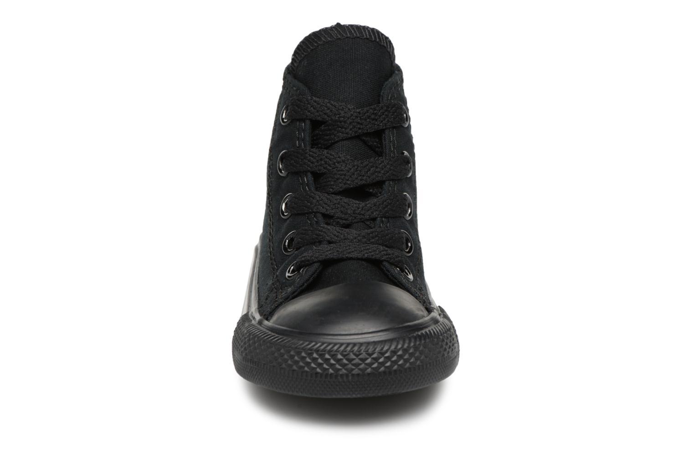 Sneaker Converse Chuck Taylor All Star  Hi schwarz schuhe getragen
