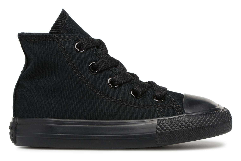 Sneaker Converse Chuck Taylor All Star  Hi schwarz ansicht von hinten